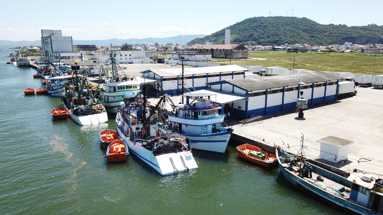 Porto de Laguna